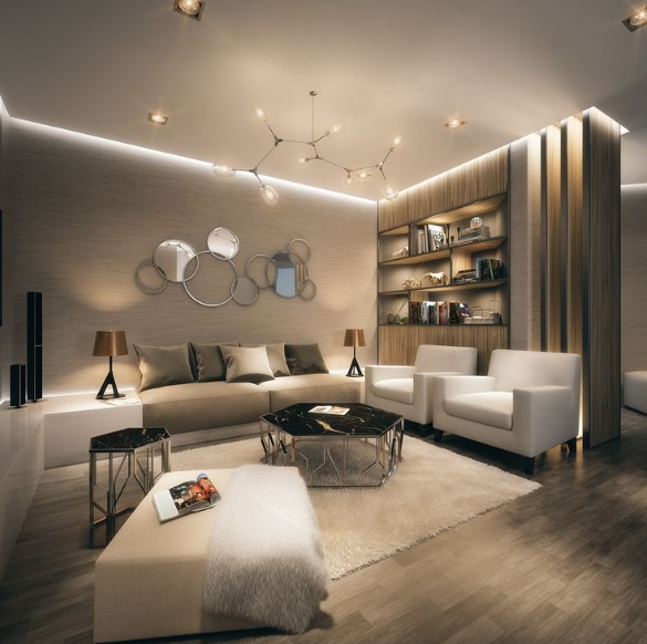Modern And Luxury Apartments Interior Designers In Dubai Gorgeous Apartment Interior Designer
