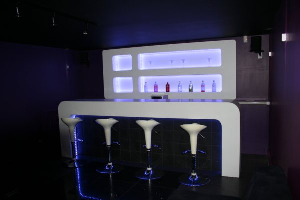 Private Members Bar Image