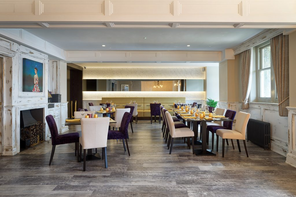 Burlington Hotel Restaurant The Bay Tree Image
